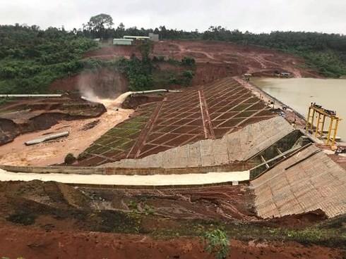 Thủy điện Đắk Kar: Sẵn sàng nổ mìn giải nguy cho hồ chứa đang bị kẹt van xả ảnh 1