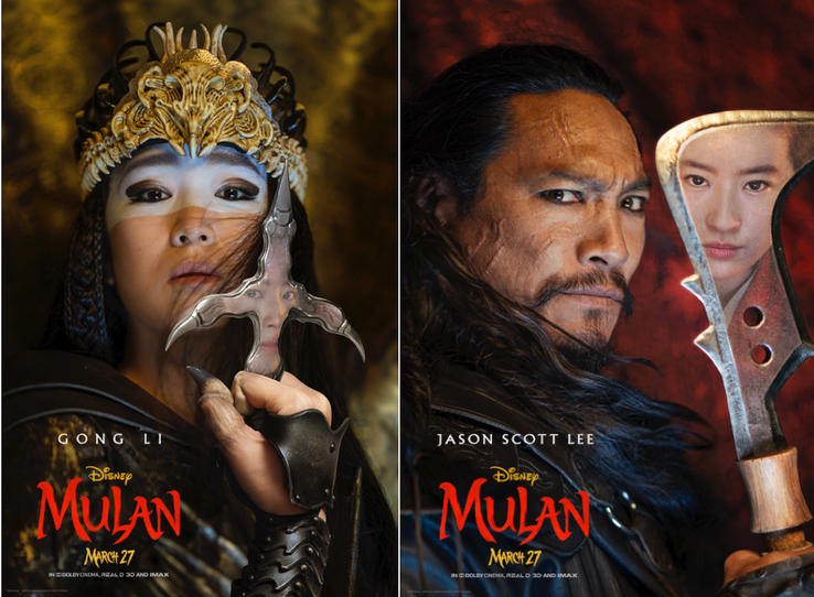 Mulan live-action sẽ ra rạp toàn cầu, trừ Trung Quốc ảnh 2