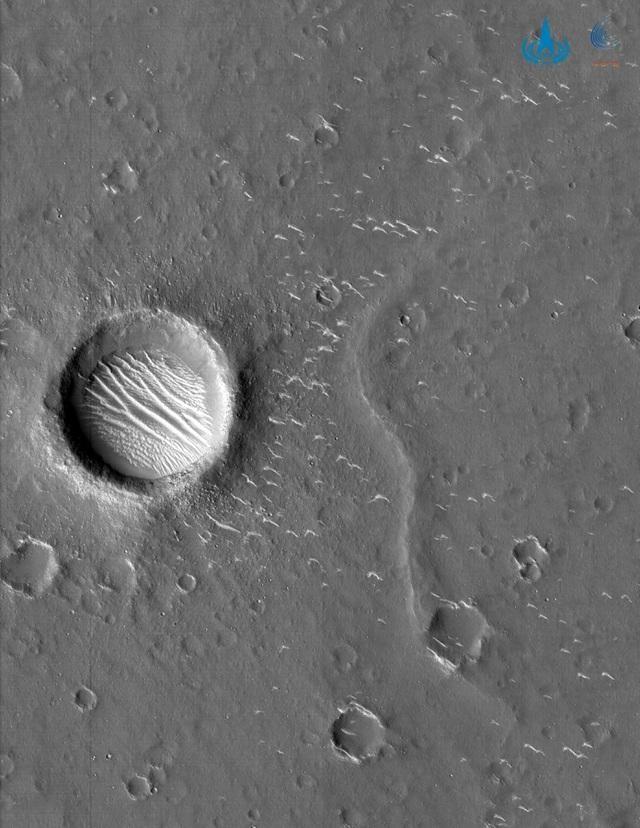 Những hình ảnh mới nhất của Sao Hỏa ảnh 2
