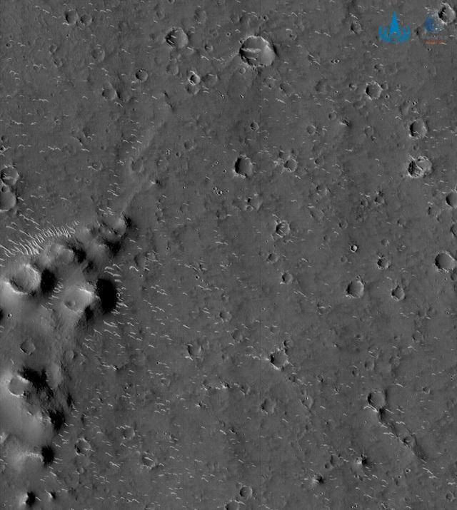Những hình ảnh mới nhất của Sao Hỏa ảnh 1