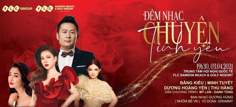 Đại tiệc mùa hè với pháo hoa, lễ hội sôi động sắp diễn ra tại FLC Sầm Sơn ảnh 1
