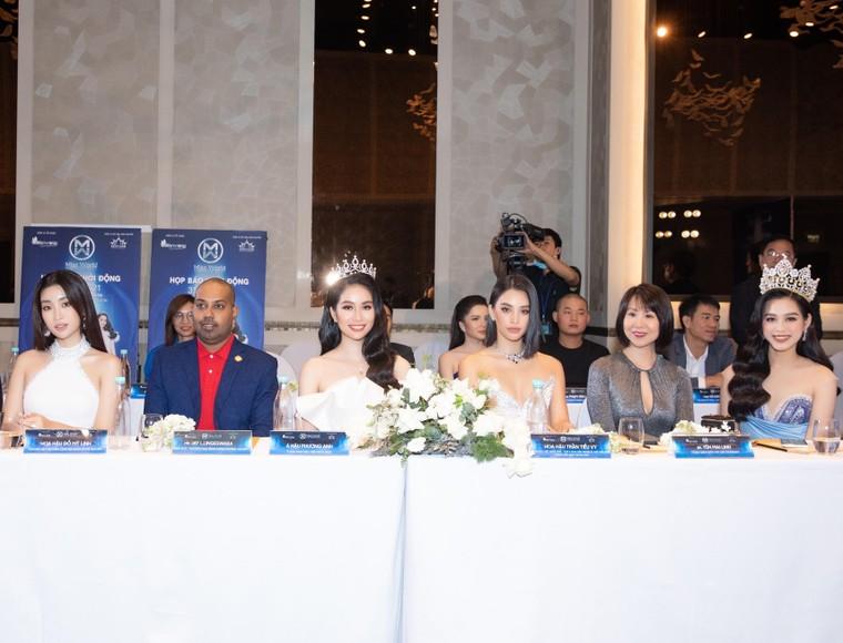 Vietjet bảo trợ vận chuyển hàng không cho cuộc thi Miss World Vietnam 2021 ảnh 2