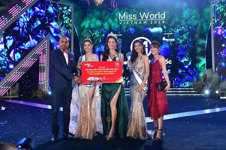 Vietjet bảo trợ vận chuyển hàng không cho cuộc thi Miss World Vietnam 2021 ảnh 4