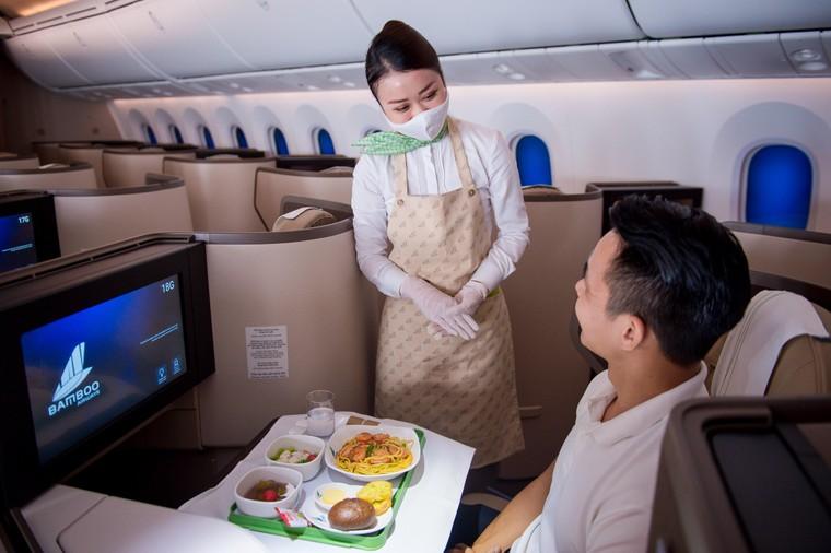 Bay thương gia đẳng cấp với loạt ưu đãi từ Bamboo Airways trong tháng 4 ảnh 2