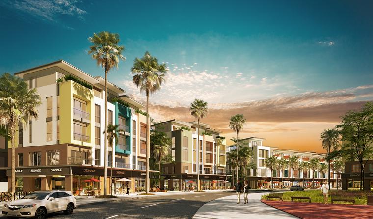 Sức hấp dẫn của Khu Olive dự án Meyhomes Capital Phú Quốc ảnh 1