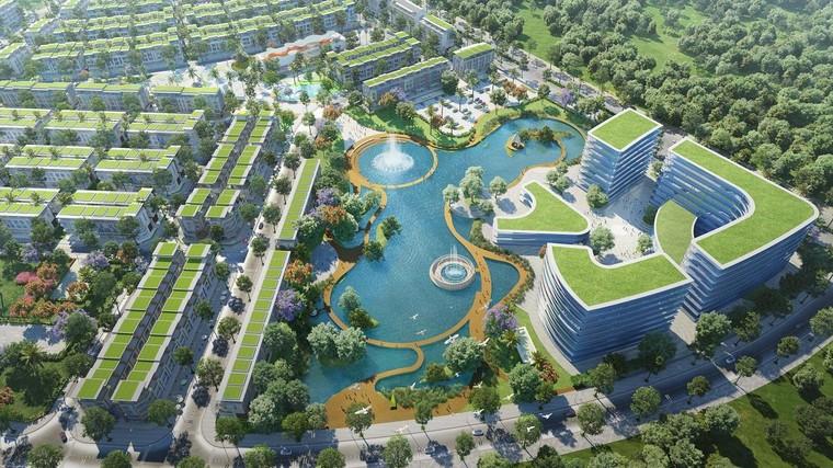 Sức hấp dẫn của Khu Olive dự án Meyhomes Capital Phú Quốc ảnh 2