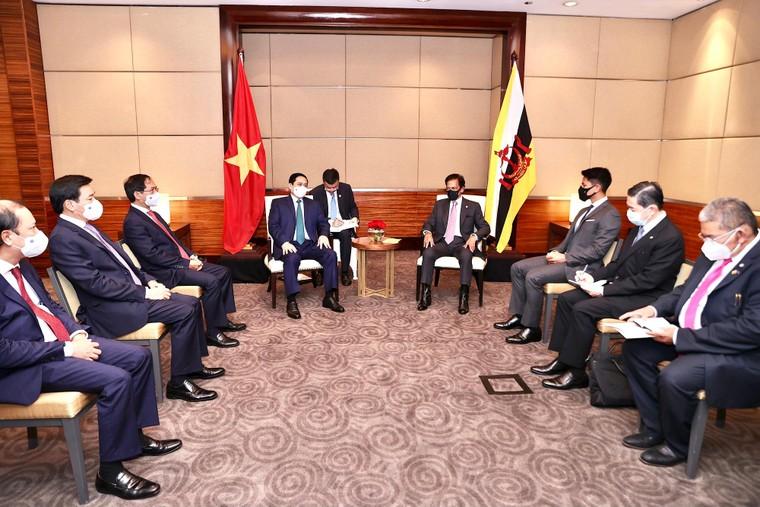 Thủ tướng Chính phủ Phạm Minh Chính kết thúc chuyến công tác tham dự Hội nghị các Nhà Lãnh đạo ASEAN ảnh 3