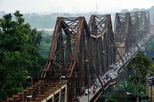 Vì sao cây cầu hết niên hạn sử dụng tại Hà Nội sẽ được cấp kinh phí sửa chữa? ảnh 1