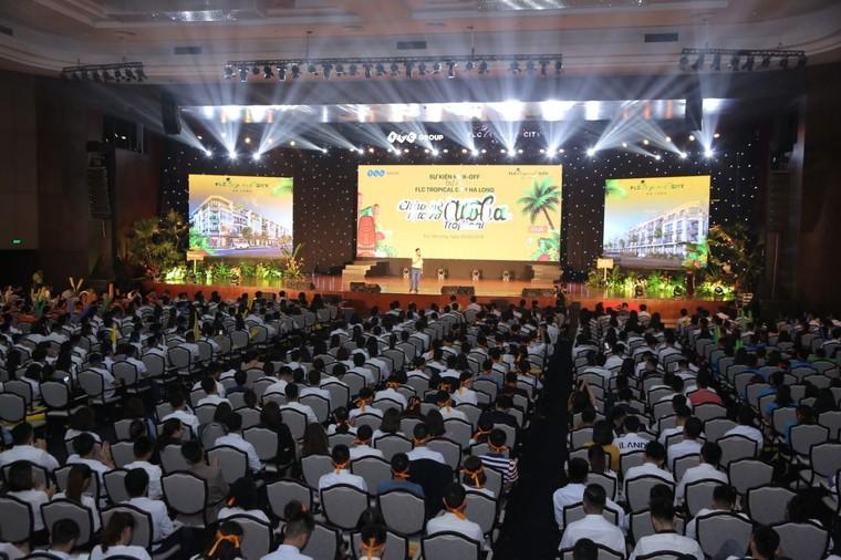 FLC Tropical City Ha Long lan tỏa sức nóng mới trong ngày ra mắt giai đoạn 2 ảnh 1