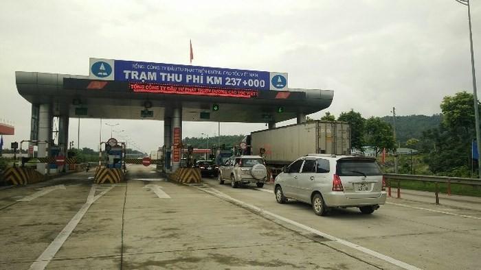 Dữ liệu thu phí cao tốc Nội Bài - Lào Cai có bị mất sau vụ sét đánh? ảnh 1