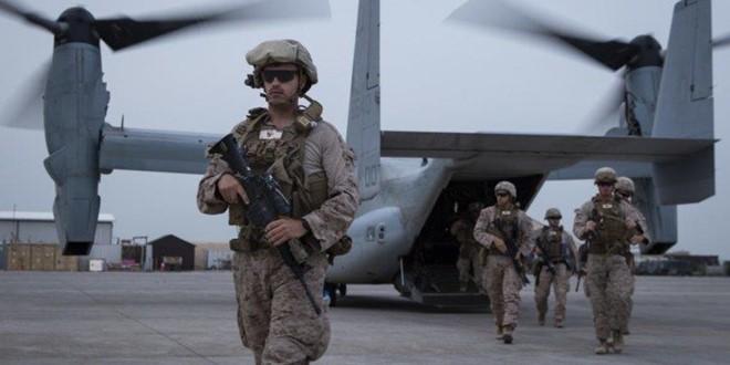 Mỹ tức tốc đưa 1.500 quân đến Trung Đông giữa căng thẳng với Iran ảnh 1