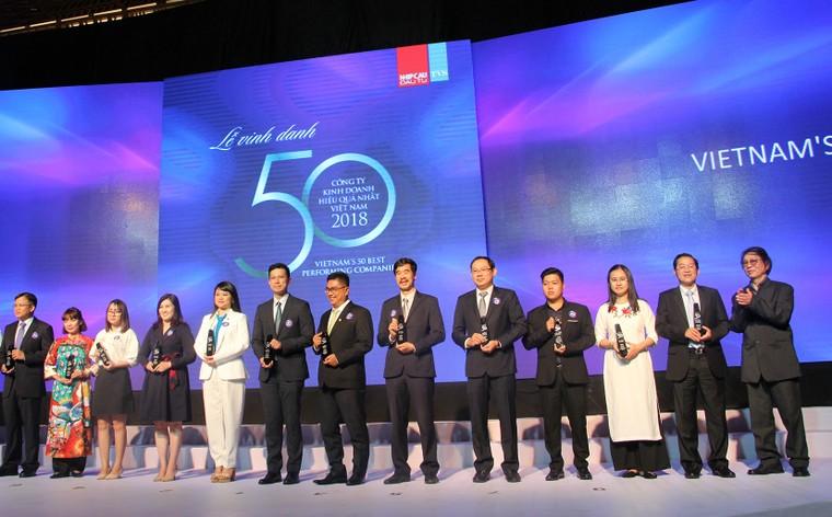 HDBank duy trì vị thế trong Top 50 công ty kinh doanh hiệu quả nhất Việt Nam ảnh 2