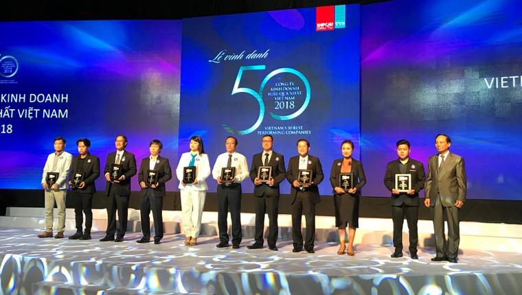 HDBank duy trì vị thế trong Top 50 công ty kinh doanh hiệu quả nhất Việt Nam ảnh 3