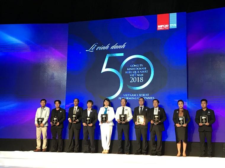 HDBank duy trì vị thế trong Top 50 công ty kinh doanh hiệu quả nhất Việt Nam ảnh 4