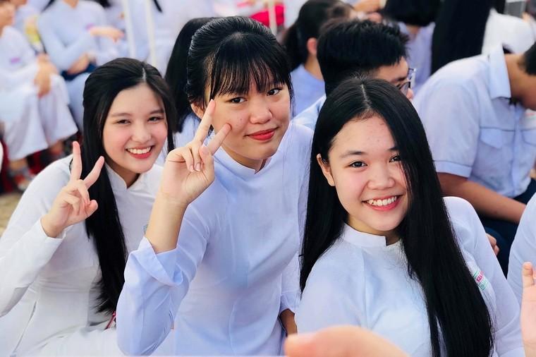 Gần 22 triệu học sinh bước vào năm học mới ảnh 1