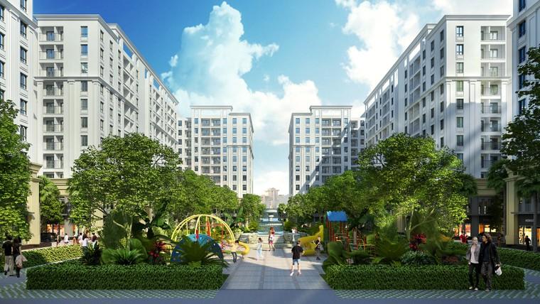 Bùng nổ nhu cầu sở hữu chung cư tầm trung tại thành phố Hạ Long ảnh 1