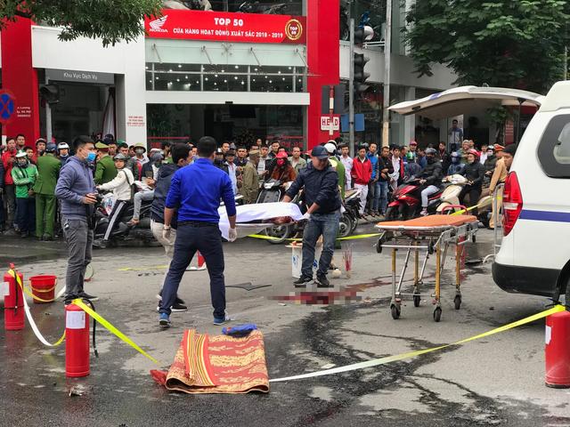 Hà Nội: Nữ tài xế Mercedes GLC gây tai nạn liên hoàn không sử dụng rượu, bia ảnh 1