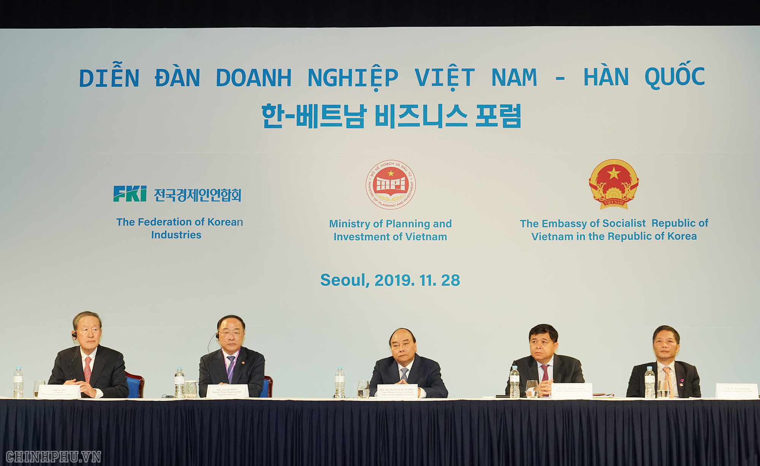 Thủ tướng: Mong kỳ tích mới trong quan hệ hợp tác Hàn-Việt ảnh 1