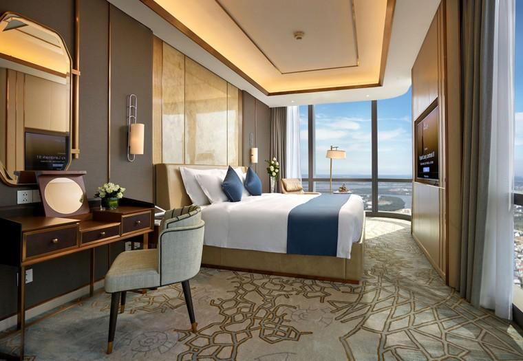 Vinpearl Luxury Landmark 81 là 'khách sạn hướng sông hàng đầu thế giới' 2019 ảnh 3