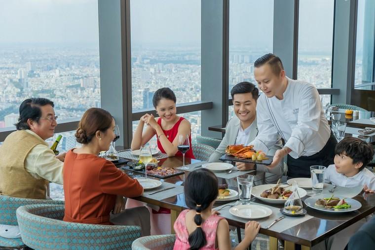 Vinpearl Luxury Landmark 81 là 'khách sạn hướng sông hàng đầu thế giới' 2019 ảnh 4