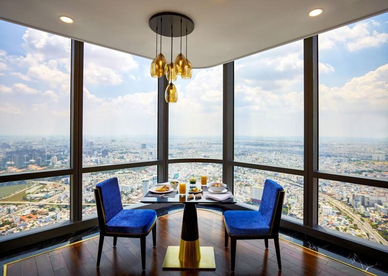 Vinpearl Luxury Landmark 81 là 'khách sạn hướng sông hàng đầu thế giới' 2019 ảnh 5