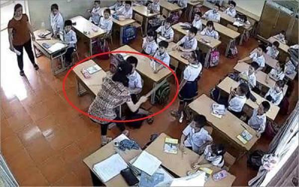 Nhìn lại những vụ giáo viên bạo hành học sinh gây chấn động năm 2019 ảnh 4
