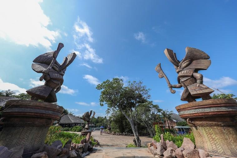 Phú Quốc: Sun World Hon Thom Nature Park đón khách trở lại từ 30/4 ảnh 2