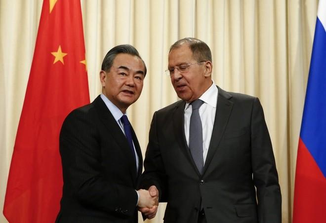 Nga, Trung bắt tay bảo vệ Iran khỏi lệnh trừng phạt của Mỹ ảnh 1