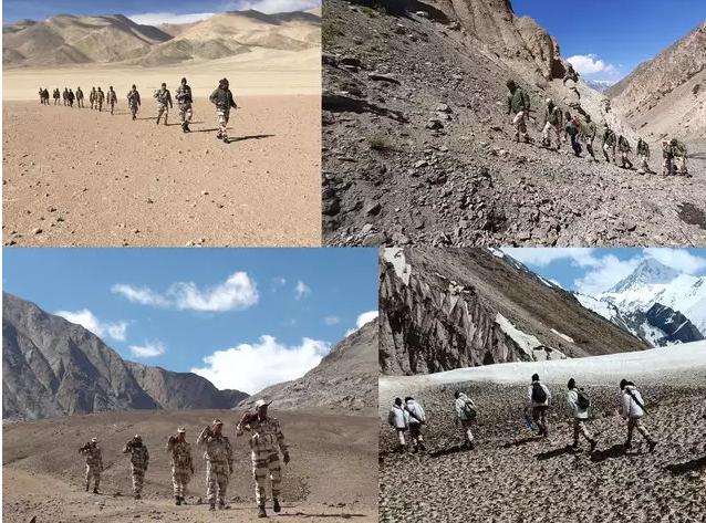 Trung-Ấn mở mặt trận mới với hàng nghìn binh sĩ hướng về biên giới ảnh 2