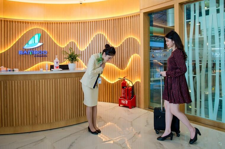 Hé lộ hành trình bay đẳng cấp với Hạng Thương gia Bamboo Airways ảnh 1
