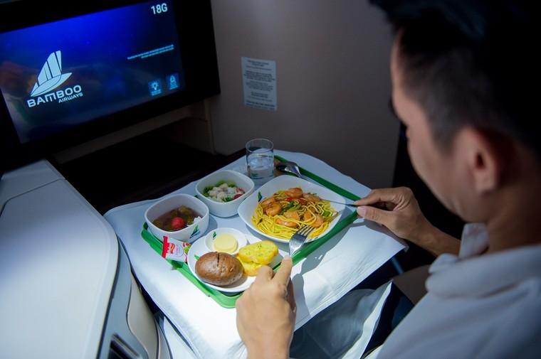 Hé lộ hành trình bay đẳng cấp với Hạng Thương gia Bamboo Airways ảnh 5