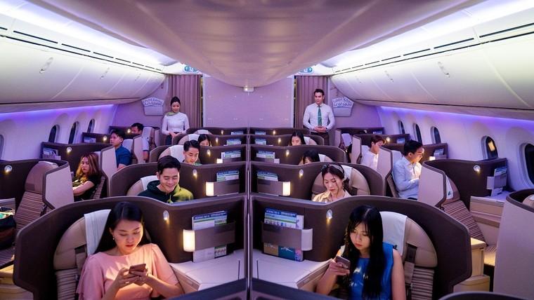 Hé lộ hành trình bay đẳng cấp với Hạng Thương gia Bamboo Airways ảnh 7
