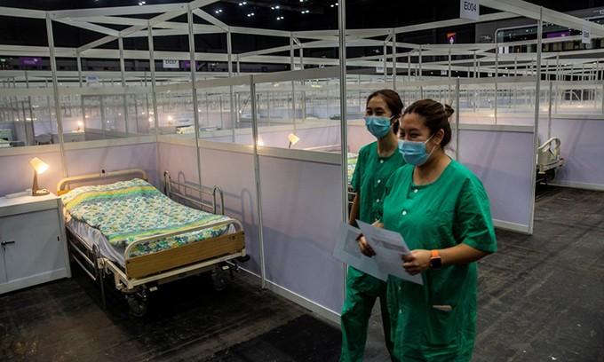 Trung Quốc cử chuyên gia chống Covid-19 tới Hong Kong ảnh 1