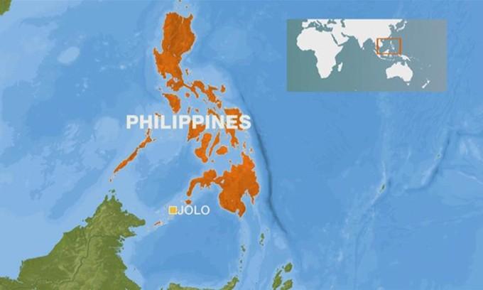 Đánh bom kép ở Philippines, ít nhất 10 người chết ảnh 2