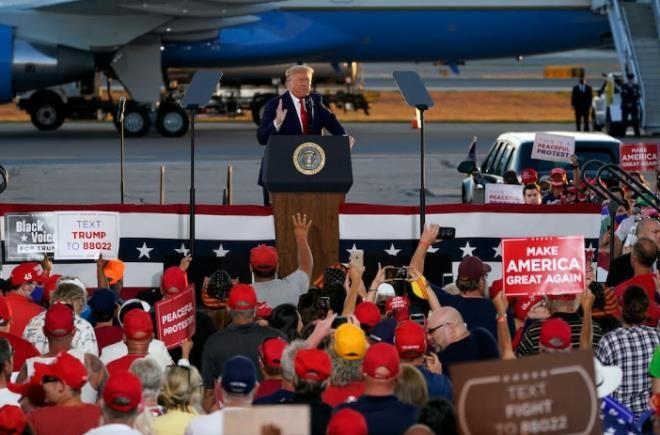 Tổng thống Trump sẽ chi 100 triệu USD tiền túi để tái tranh cử? ảnh 2