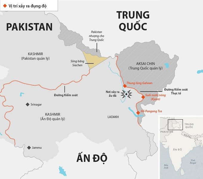 Ấn - Trung đồng ý ngừng đưa thêm quân đến biên giới ảnh 2