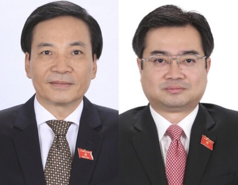 Thủ tướng bổ nhiệm lãnh đạo VPCP, Bộ Xây dựng ảnh 1