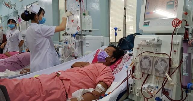 Sau ghép thận, một số bệnh nhân bị biến chứng ung thư ảnh 1