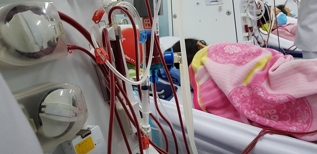 Sau ghép thận, một số bệnh nhân bị biến chứng ung thư ảnh 3