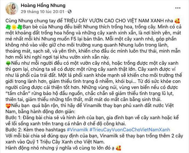 Mạng xã hội bỗng chốc 'xanh rì' với chiến dịch 'Triệu cây vươn cao cho Việt Nam xanh' ảnh 2