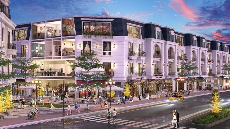 Sức hút của nhà mặt phố - Xu hướng đầu tư bất động sản tiềm năng ảnh 1