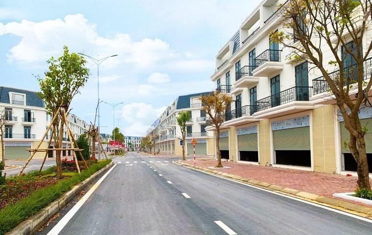 Sức hút của nhà mặt phố - Xu hướng đầu tư bất động sản tiềm năng ảnh 2