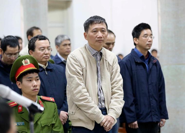 Mở lại phiên xét xử ông Đinh La Thăng, Trịnh Xuân Thanh vào ngày mai (8/3) ảnh 1