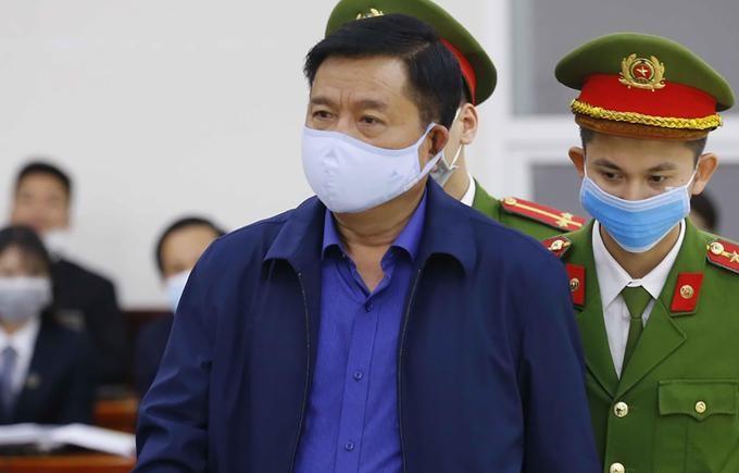 Tòa tuyên phạt ông Đinh La Thăng 11 năm tù trong vụ án Ethanol Phú Thọ ảnh 1