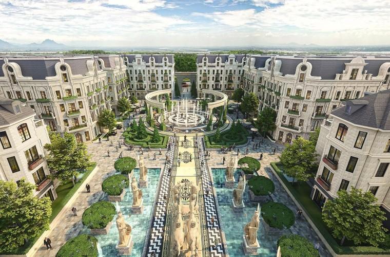 Sunshine Group chuẩn bị tung hơn 500 villas tại khu vực Ciputra ảnh 3