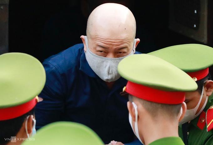 Ông Đinh La Thăng chấp nhận 10 năm tù vụ cao tốc TP.HCM - Trung Lương ảnh 2