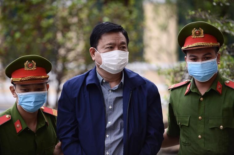 Ông Đinh La Thăng chấp nhận 10 năm tù vụ cao tốc TP.HCM - Trung Lương ảnh 1