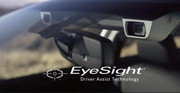 EyeSight - công nghệ phanh tự động của Subaru ảnh 1