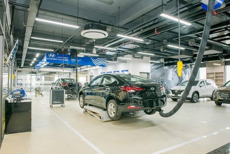 TC Motor khánh thành trung tâm trải nghiệm Hyundai ảnh 4