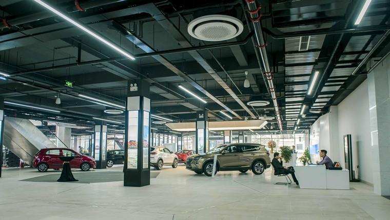 TC Motor khánh thành trung tâm trải nghiệm Hyundai ảnh 2